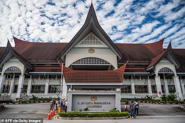 The investigation will call 64 witnesses at the courthouse, pictured, in Seremban