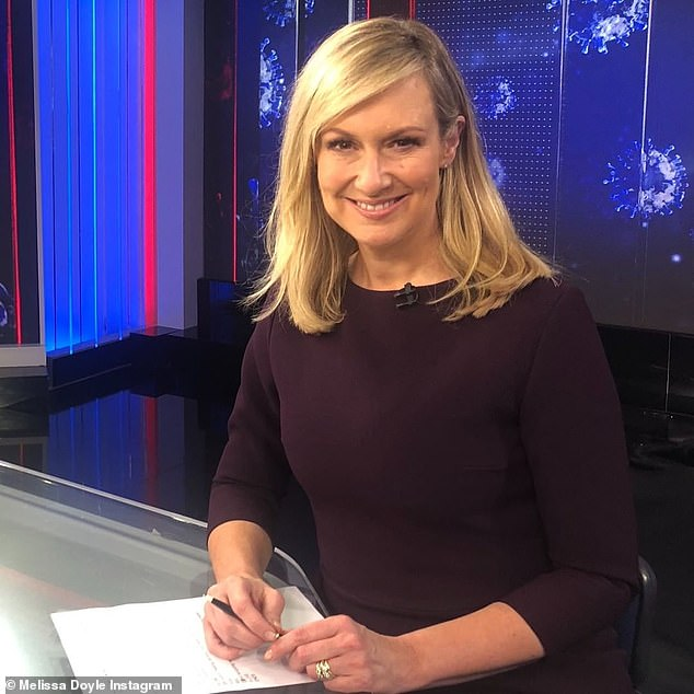 Impressive:During her career, she hosted several of Seven's flagship programs, including Sunrise, Today Tonight, 7News, Sunday Night and The Latest