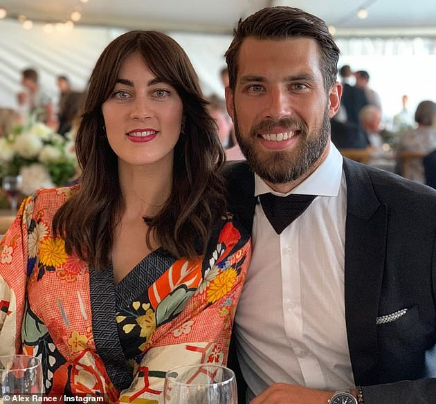 Early split clues? It appears the pair may have split months before December, however, as they sold their home in Melbourne's Brighton in September 2019, barely a year after moving in