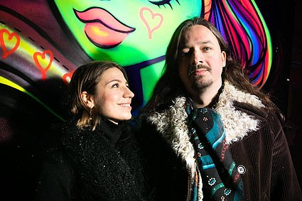Dalia Stasevska is married to the Finnish musician Lauri Porra, who is the bassist for power metal band Stratovarius