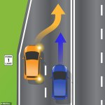 Road Rule quiz about merging lanes sparks fierce debate among drivers