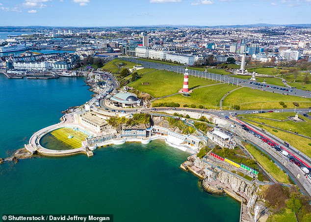 The young people had 'very few symptoms' or no symptoms and 'carried on as usual', with some teens spending a night in Plymouth before they were aware of the risk.