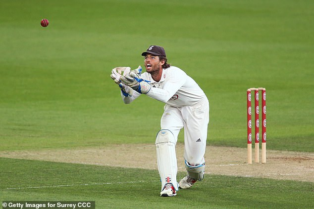 Ben Foakes will be battling it out with regular Jos Buttler for keep in Asia this winter