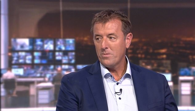Some Twitter users criticized black and female pundits after Sky Sports sacked Phil Thompson, Charlie Nicholas and Matt Le Tissier (pictured)