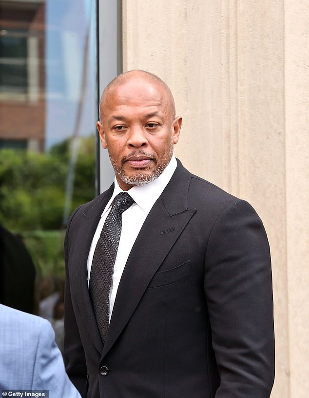 Retort: Dr. Dre is going to tell the court that the stability of her lifestyle means she doesn't need the nearly $2 million she's asking the court for a month