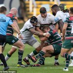 Leicester Tigers get back to winning ways against London Irish as Nemani Nadolo makes his debut