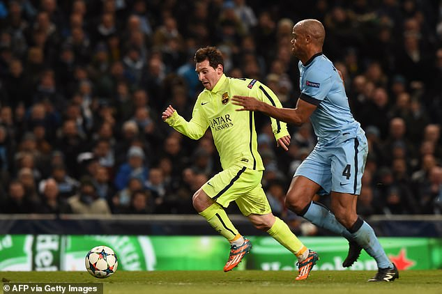 It sounded like a pipe dream ... but now a move for Messi doesn't seem so over the top for City