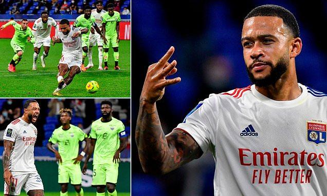 Lyon 4-1 Dijon: Memphis Depay hits a hat-trick in victory | nyob.news