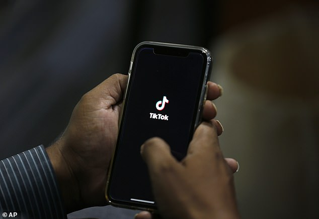 UK government plans to allow Chinese company ByteDance - owner of the TikTok app (file image) - to establish a headquarters in London
