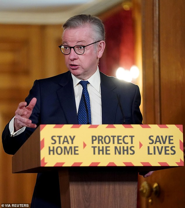 Friends of Michael Gove, the Cabinet Office Minister, say they expect him to run for the party leadership then, despite the formidable threat posed by Chancellor Rishi Sunak