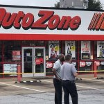 Black man 'stabbed AutoZone employee because he felt the need to find a white male to kill'
