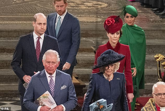 According to the British journalist, the late royal was keen on `` transparency '' and would have defended William and Harry and his `` treatment within the royal family ''