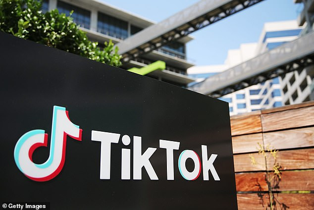 Chinese social media giant TikTok (logo pictured above) opened its first Australian office in June and has launched a massive recruitment campaign in Sydney