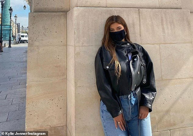 Pandemic outrage: The trip sparked outrage from social media users, as she ignored California guidelines not to travel, and she seemed to have ignored EU travel bans on Americans