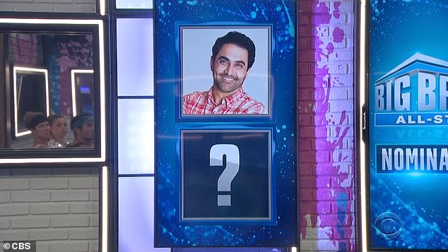Kaysar nominated:Enzo says it's his responsibility to nominate two households for eviction, with the first houseguest nominated revealed to be Kaysar, which comes as no surprise to anyone.