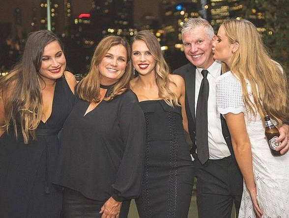 Danny Frawley's devastated family released the statement after his death last year