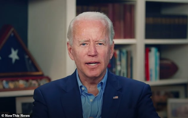A similar incident occurred in August when Twitter flagged a video of an interview with Joe Biden and activist Ady Barkan