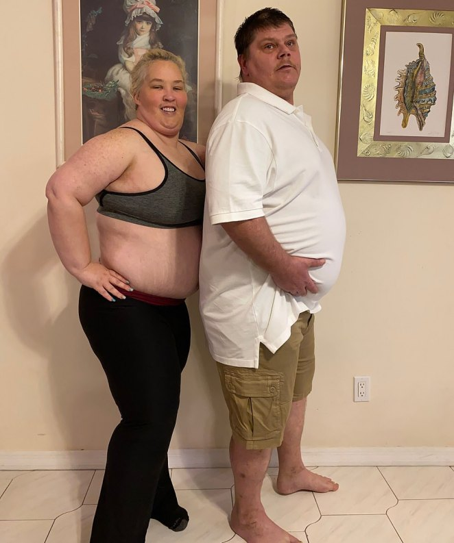 Mama June claims she and Geno have been sober for seven months and are heading to California for some cosmetic surgery next week, with the mother-of-four receiving liposuction on her torso, having a tummy tuck and getting new veneers