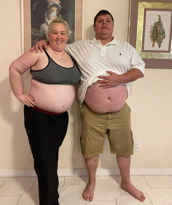 Mama June is headed to Beverly Hills with her boyfriend Geno Doak for a makeover as the couple celebrate nearly seven months sober, DailyMail.com can reveal