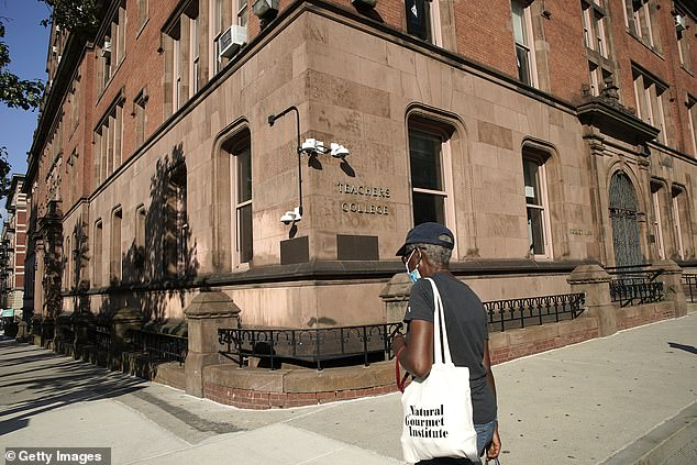 Last month, Columbia's Teachers College announced it was removing psychologist Edward Thorndike's name from a campus building because he was a proponent of eugenics and expressed racist, sexist, and antisemitic views