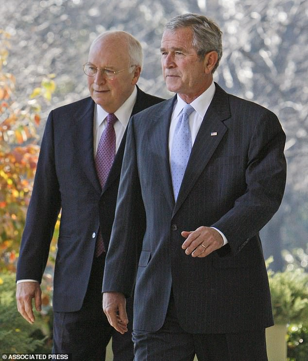 The last time a vice president took over for a president was Dick Cheney in July 2007 when George W. Bush underwent a colonoscopy and was under sedation
