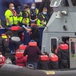 Dozens more migrants including women and children make dangerous Channel crossing