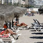 Costa del Sol bans tourists from its beaches after 9.30pm amid fears of escalating coronavirus cases
