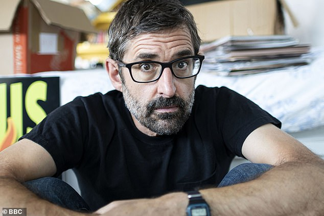 The filmmaker (pictured) revisit the pair in his latest BBC2 documentary, 'Louis Theroux Beyond Belief