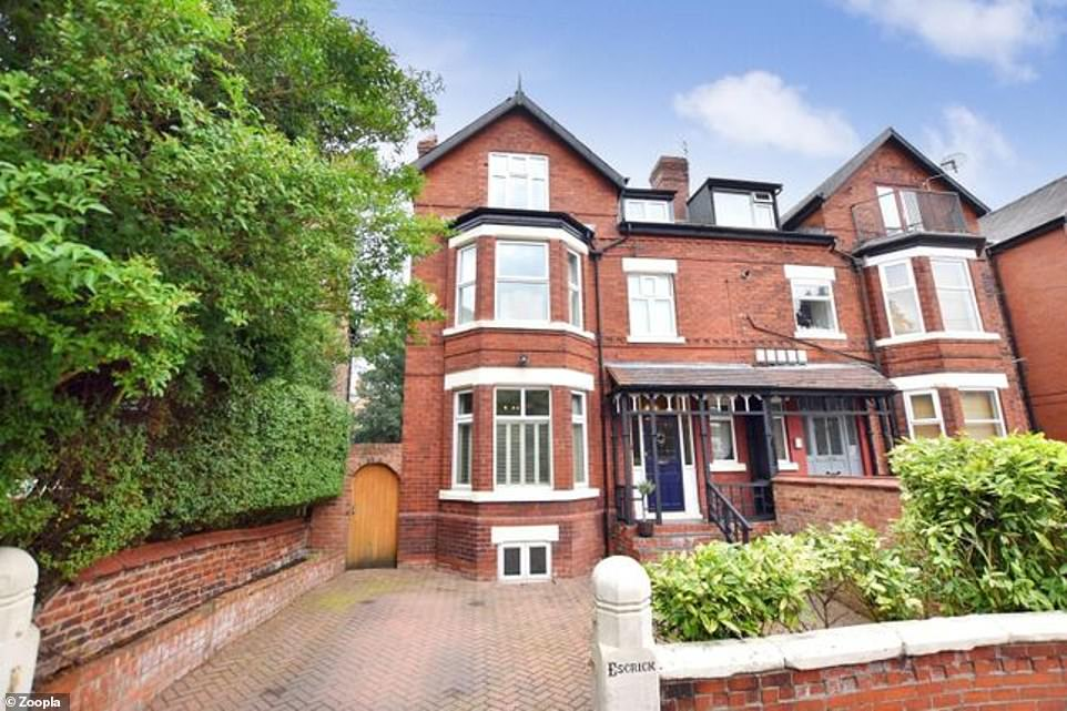 MANCHESTER: This five-bed semi-detached house is for sale in Manchester for £695,000. A similar property nearby sold for £550,000 in May