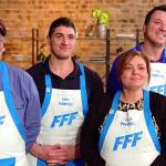 Family Food Fight contestant Fanos Panayides arrested ahead of Melbourne's Freedom Day protests