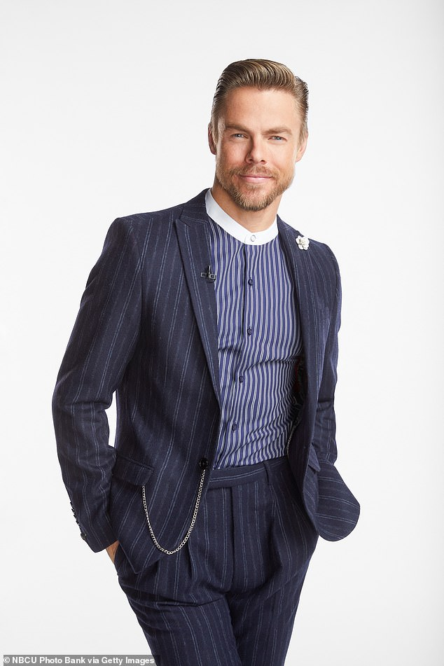 Reveal:He has since been keeping busy as a judge on NBC's World of Dance alongside Jennifer Lopez and Ne-Yo, but Good Morning America teased on Twitter that Hough will make his DWTS return, but the full reveal won't happen until Tuesday