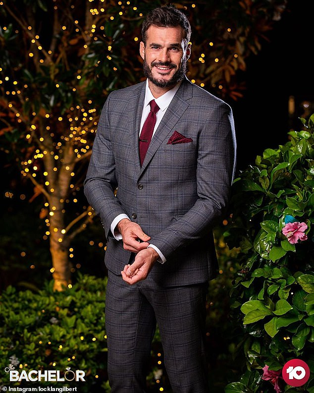 Didn't know he was THAT adventurous! Locky Gilbert raised eyebrows after an unflattering photo of the Bachelor surfaced on social media