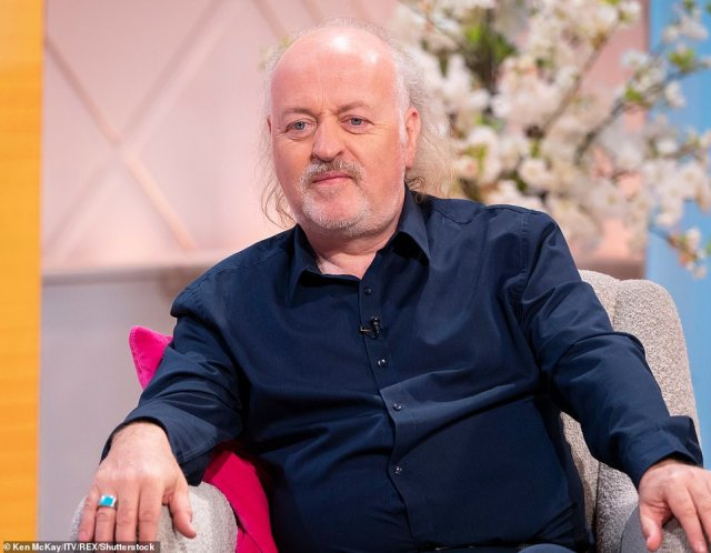 Hitting the floor:Bill Bailey has been unveiled as the seventh celeb to take part in the 2020 series of Strictly Come Dancing