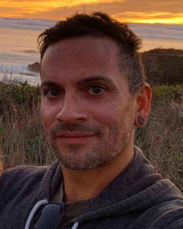 Jonathan DeNardo (pictured), the San Francisco cosmetologist who did Nancy Pelosi's hair before the city allowed salons to operate indoors, released a statement through his lawyer on Wednesday
