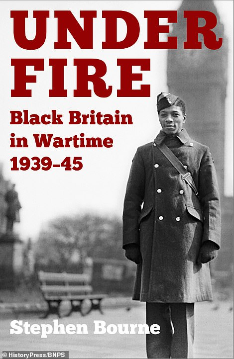 Writer and social historian Stephen Bourne's new book Under Fire