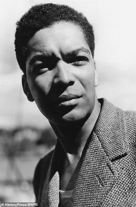 Other black lives highlighted in the book include Earl Cameron, a young Bermudian sailor who went on to become a famous actor