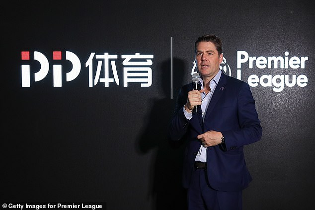 The Premier League has a new Chinese broadcasting partner, signing a deal with Tencent