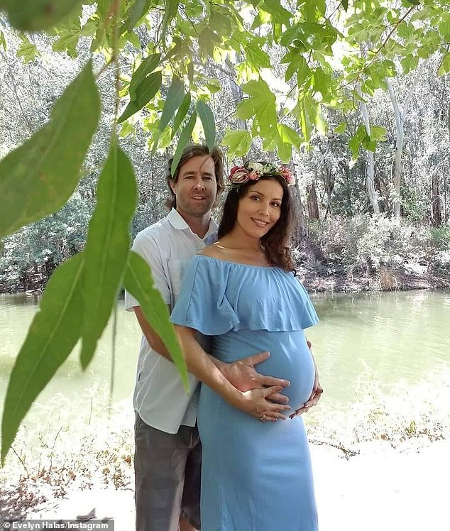 'Baby Halas is here': 90 Day Fiance stars Justin and Evelyn Halas are now officially parents