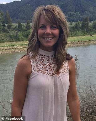 Suzanne (pictured) went missing near her home in Salida, Colorado, on Mother's Day