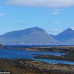400 people apply to live in four eco-homes on Isle of Rum twenty miles off Scotland's west coast
