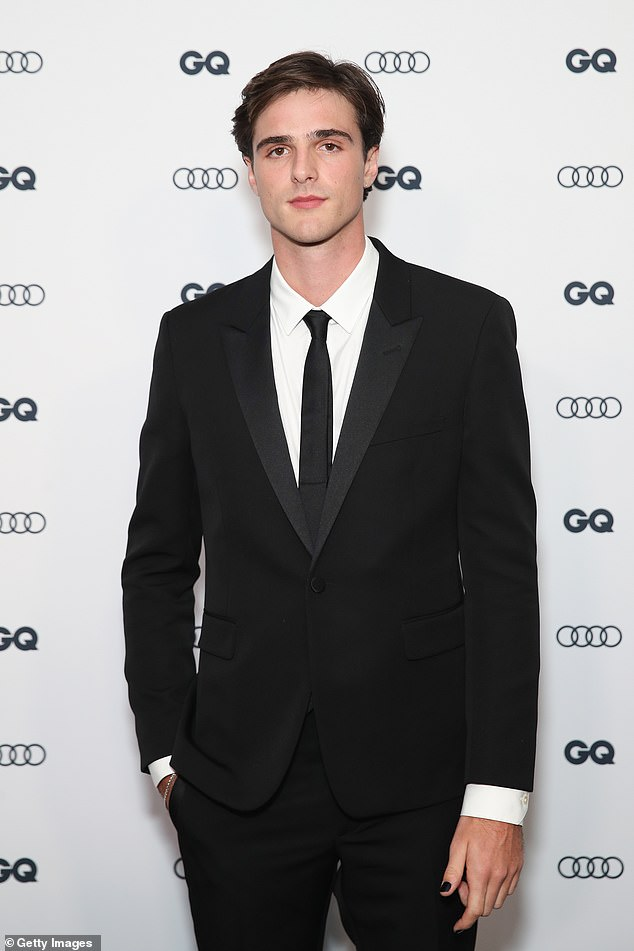 New year, new man:The top model may be entering into the final year of her teens with a new man on her slim arm and was seen at dinner with Jacob Elordi this week amid rumors that the actor 'has interest in dating Kaia'