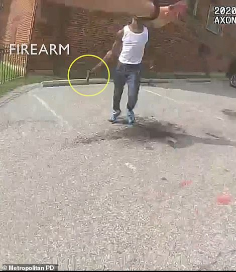 Body camera footage released on Thursday has shed light on the events leading up to Deon Kay's death which comes amid nationwide protests and calls for sweeping police reform