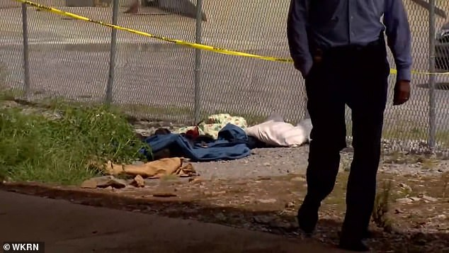 People at the campsite helped police identify Williams as a suspect in the attack