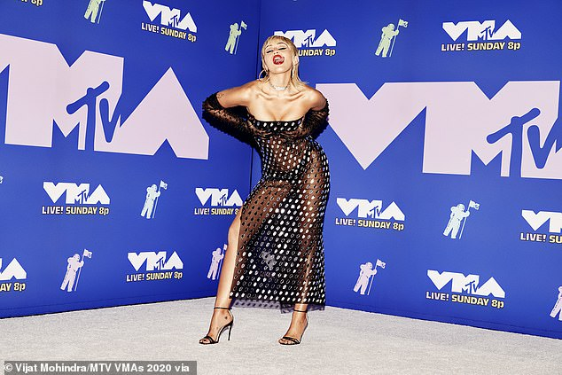 'Treat me like a guy': Miley revealed how an MTV director allegedly made a sexist comment, suggested her performance would be less complicated if she were a male performer