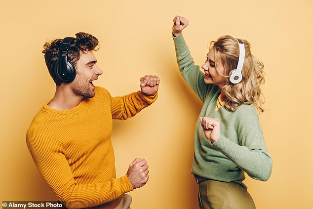 Researchers in Norway measured the micro-movements of people when music was played and found it was virtually impossible for them to stand completely still. 'Nobody has managed it so far,' says Alexander Refsum Jensenius, a professor at the University of Oslo