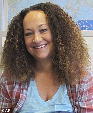Her scathing online confession is reminiscent of the scandal involving Rachel Dolezal - a former NAACP leader in Washington state who was exposed in 2015 as a white woman pretending to be black