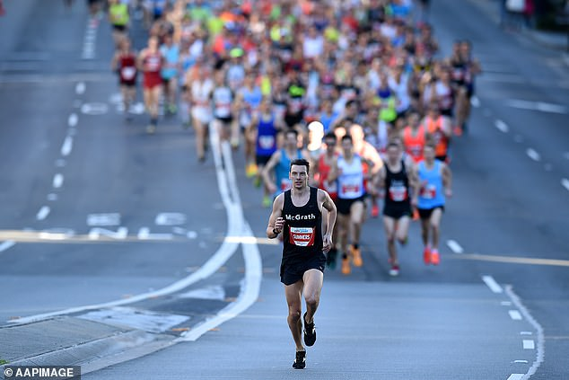 The annual City2Surf run has been cancelled for the first time in 50 years because of coronavirus restrictions