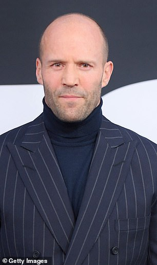 """NEW YORK, NY - APRIL 08: Actor Jason Statham attends """"The Fate Of The Furious"""" New York Premiere at Radio City Music Hall on April 8, 2017 in New York City. (Photo by Dimitrios Kambouris/Getty Images)"""