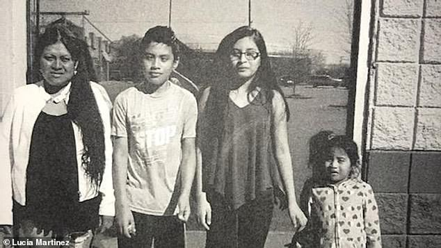 Victims (left to right):Marcaria Garcia-Martinez,Luis Garcia-Martinez,Luz Garcia-Martinez andMichelle Garcia-Martinez