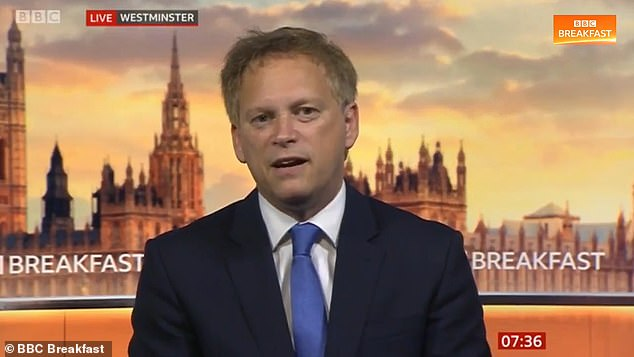 In a round of interviews today, Grant Shapps admitted the government's coronavirus quarantine rules cause 'confusion' after England kept Portugal on the safe list - despite Scotland and Wales imposing curbs